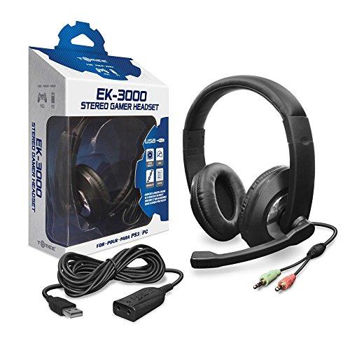 PlayStation 3 EK-3000 Stereo Gamer Headset