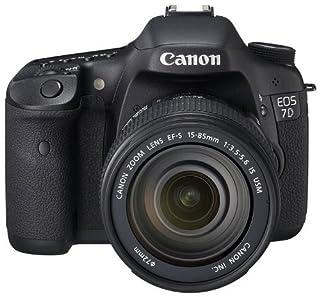 "Canon EOS 7D - Cámara réflex Digital de 18 MP (Pantalla 3"", estabilizador), Color Negro - Kit con Objetivo EF-S 18-135mm IS (Importado) (B002NGNQZK) | Amazon price tracker / tracking, Amazon price history charts, Amazon price watches, Amazon price drop alerts"