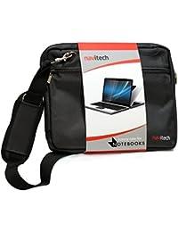 """Navitech sacoche de transport besace antichocs pour ordinateur portable ou tablettes tactiles Lenovo Yoga 710 14"""""""