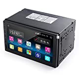 Reproductor Multimedia para coche LESHP 7' Pantalla táctil 1024 x 600 HD Android 5.1 Quad Core...