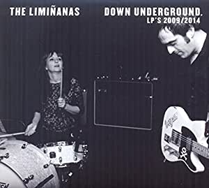 Down Underground LPs 2009/2014 - Double CD