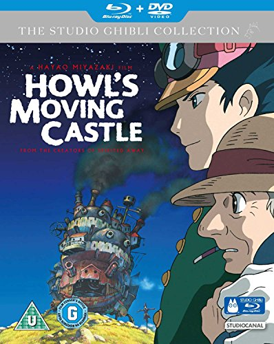 Howls Moving Castle - Double Play (Blu-ray + DVD)