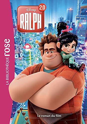 Bibliothèque Disney Ralph 2 - le roman du film