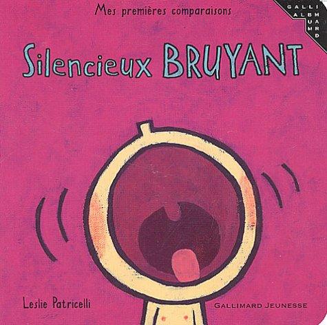 Silencieux bruyant: Mes premières comparaisons