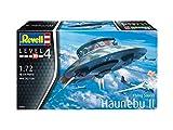 - 5173YfAwZML - Revell 03903 12 Modellbausatz Flying Saucer Haunebu Im Maßstab 1:72, Level 4, Länge 20 cm