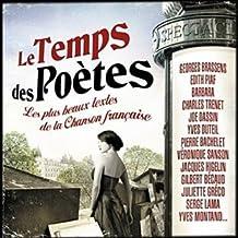 Le Temps des Poètes (2 CD)