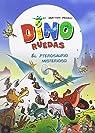 El pterodáctilo misterioso: Dino Ruedas 4 par Weinert