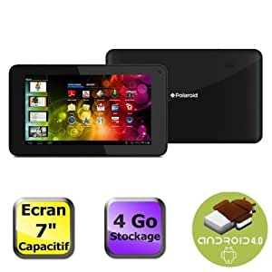 "POLAROID TABLETTE TACTILE 7"" 4GO NOIR ANDROID MID0714PCE01133"