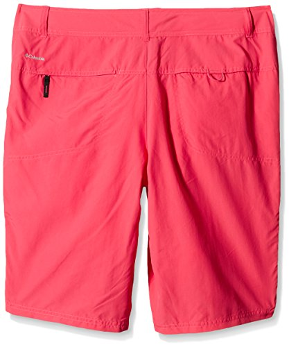Columbia Silver Ridge Short Femme Bright Geranium