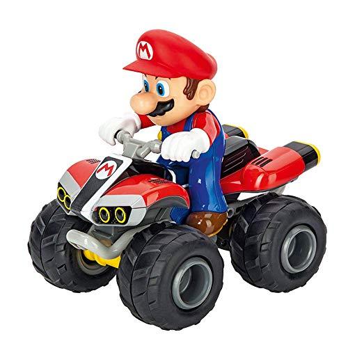 Carrera RC - Nintendo Mario Kart 8: Mario, Coche con radiocontrol, 2.4...