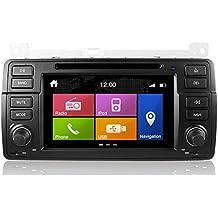 "2DIN DYNAVIN N6 - 7"" BMW E46: NAVEGADOR GPS, BLUETOOTH PARROT, CD, DVD, USB, SD, IPOD"