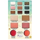 THEBALM Palette de Maquillage Visage 2 Balm Voyage, 21,1 g