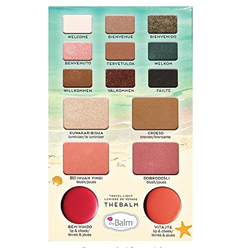 theBalm Make-Up-Palette, Balm Voyage 2