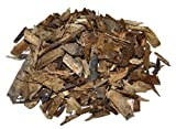 Bark Mulch / Wood Chips Brown 60 Liters in Box - In House Manufacturing - From the Oberpfalz Forest