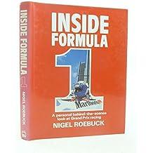 Inside Formula One: Personal Look at Ten Years of Grand Prix Racing