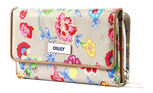 Oilily Classic Ivy L Wallet Caffe Latte