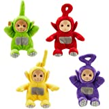 Teletubbies Full Set Of Four Supersoft Soft Plush Toys