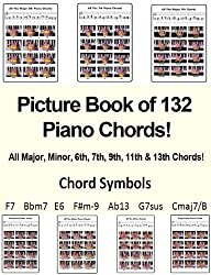 Picture Book Of 132 Piano Chords! (Success In Music 7)