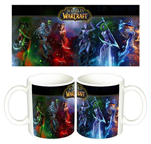 World Of Warcraft WoW F Tasse Mug