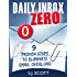 Daily Inbox Zero: 9 Proven Steps to Eliminate Email Overload (Productive Habits Book 5) (English Edition)