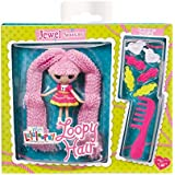 Lalaloopsy - Mini Loopy Hair Doll: Jewel Sparkles muñeca (Bandai 522157)