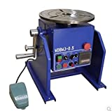CGOLDENWALL 50kg Automatic Welding Positioner for Mig Tig Welder Positioner Machine