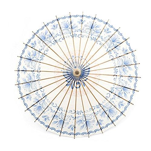 kinashi-chinese-oil-paper-umbrella-33-inches-in-diameterhandmade-pattern-1