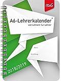 FLVG - A6 Lehrerkalender von Lehrern für Lehrer 2018/2019