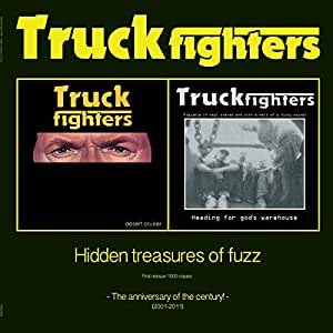 Hidden Treasures Of Fuzz [VINYL]