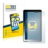 BROTECT Schutzfolie für Kiano Elegance 7 3G [2er Pack] - klarer Bildschirmschutz