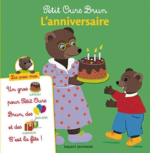 Petit Ours Brun, Lis avec moi - L'anniversaire
