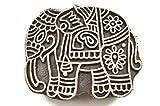 Holzstempel Elefant 7 x 8 cm