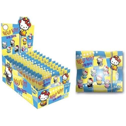 figuras kawaii Tomy - Figura de juguete Hello Kitty
