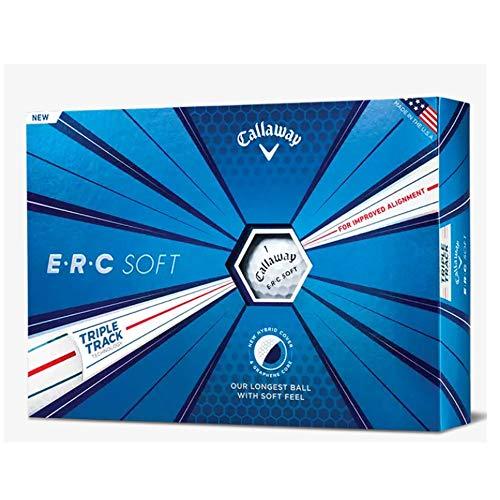 Callaway Erc Soft Triple Track 19 Balle de Golf pour Homme,...
