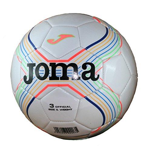 Joma Tactil JR 709 TF Kinder-Fußballschuhe Multinocke inkl. Fußball Gelb