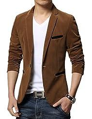 Insun - Chaqueta de traje - Clásico - para hombre