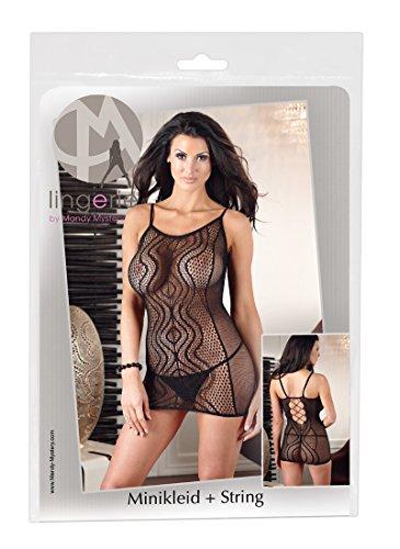 Mandy Mystery lingerie Netzkleid