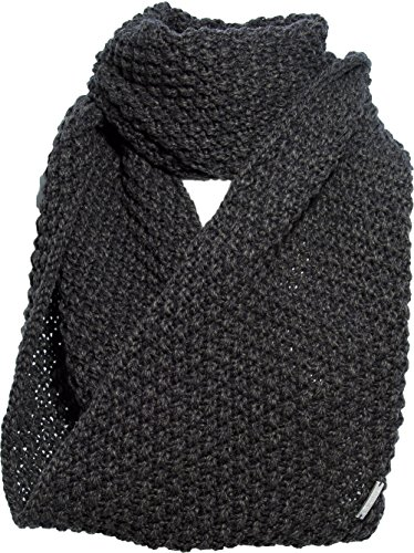 Eisglut Loopschal Lina Loop, Anthrazit, One size, 13190