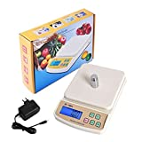 #7: AmtiQ High Quality Digital Electronic SF 400A 10kg with adapter Kitchen Weighing Machine