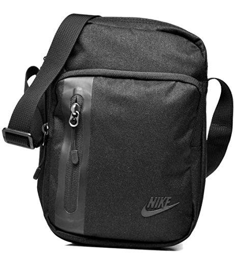 Nike Messenger Bag BA4271 019 Schwarz Herren Taschen nike