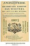 Encyclopédie Diderot Alchimie 2