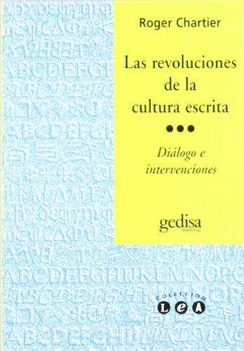 Descargar gratis Revoluciones de la cultura escrita (lea) EPUB!