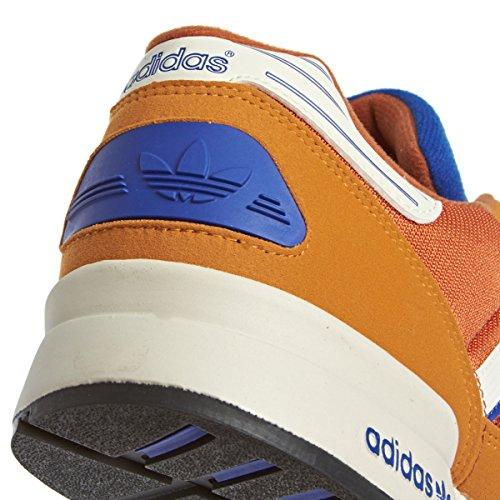 adidas originals Shoes - adidas originals Zx 71... orange blau