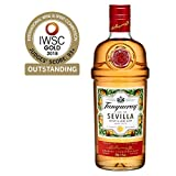 Tanqueray Flor de Sevilla Distilled Gin - A perfect botanical balance with a burst of fresh citrus from Sevilla oranges and classic botanicals - 70cl