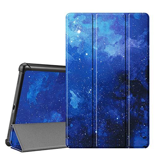 cover per tablet samsung tab a FINTIE Custodia per Samsung Galaxy Tab A 10.1 2019 - Ultra Sottile Leggero Cover Protettiva Case per Samsung Galaxy Tab A 10.1 Pollici Modello SM-T510 / SM-T515 2019
