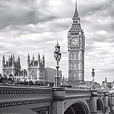 1art1 95068 London - Big Ben Und Westminster Bridge Poster