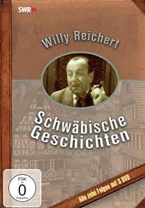 Schwäbische Geschichten - Alle 10 Folgen (3 DVDs)