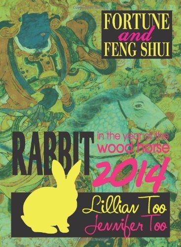 Lillian Too & Jennifer Too Fortune & Feng Shui 2014 Rabbit by Lillian Too & Jennifer Too (2013-11-15) par Lillian Too & Jennifer Too