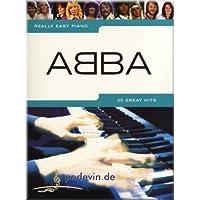 Really Easy Piano: Abba–25Great Hits–Klaviernoten [Note musicali]