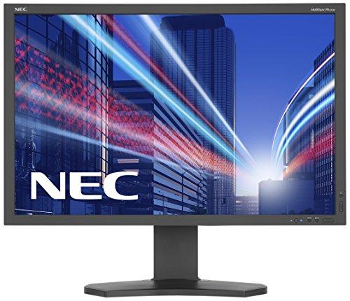 NEC MultiSync PA302WB 30 inch Widescreen LED Monitor - Black (16:10, 2560x1600, 1000:1, 7ms, HDMI/Mini DisplayPort/DVI-D/DisplayPort (viewable screen size of  Monitor is 29.8)